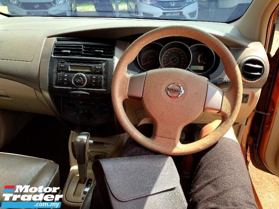2011 NISSAN GRAND LIVINA 1.6 ST-L Comfort PREMIUM(AUTO)FREE MOTORSIKAL BARU+CASHBACK 1K+BELI PANDU DULU 6 BULAN PERTAMA TAK P