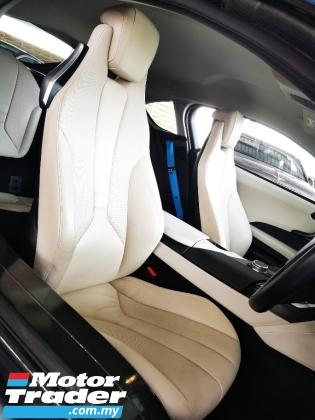 2016 BMW I8 I8 1.5