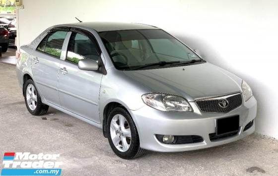 2006 TOYOTA VIOS 1.5 VVT-i (A) Facelift High Grade Model