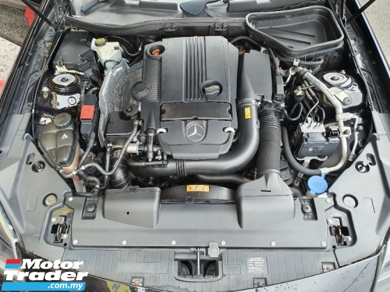 2014 MERCEDES-BENZ SLK SLK200 BLUE EFFICIENCY AMG *2 Years Warranty*