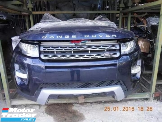RANGE ROVER LAND ROVER EVOQUE CAR PARTS SPARE PARTS AUTO PART HALF CUT HALFCUT GEARBOX TRANSMISSION