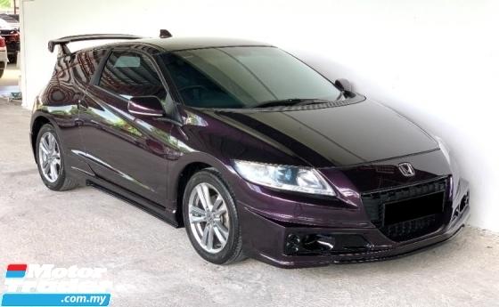 2013 HONDA CR-Z 1.5 S+ (M) 6 Speeds Original Mugen Bodykit