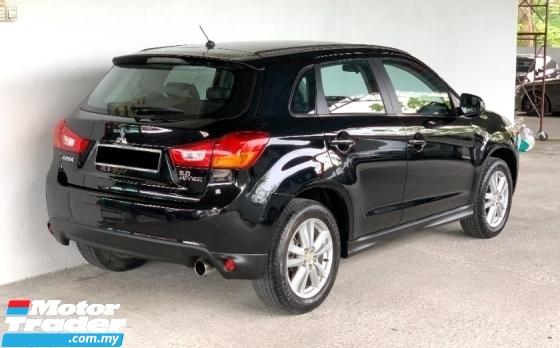 2015 MITSUBISHI ASX 2.0 (A) 4WD Facelift Premium Model
