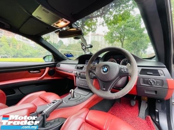 2008 BMW M3 (E92) 4.0 V8 FROM BMW MALAYSIA