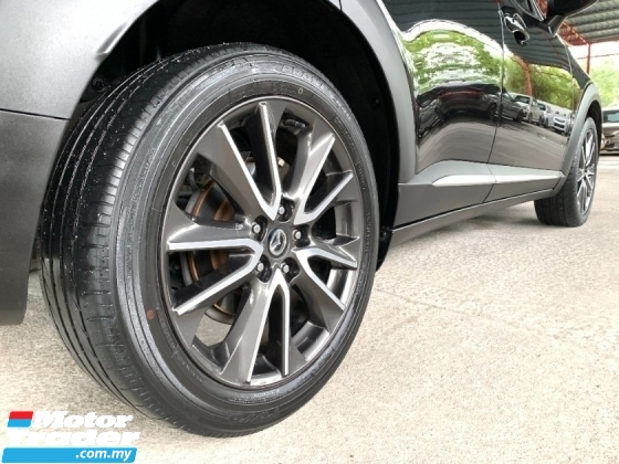 2016 MAZDA CX-3 2.0 SkyActiv-G (A) Facelift Premium Sporty Model