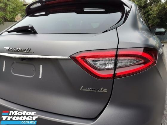 2019 MASERATI OTHER Levante 3.0 Vulcano 1 Of 150 Limited Edition Unreg
