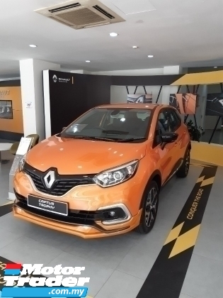 2019 RENAULT CAPTUR UNREGISTERED CAR FOR RENT FROM RM999