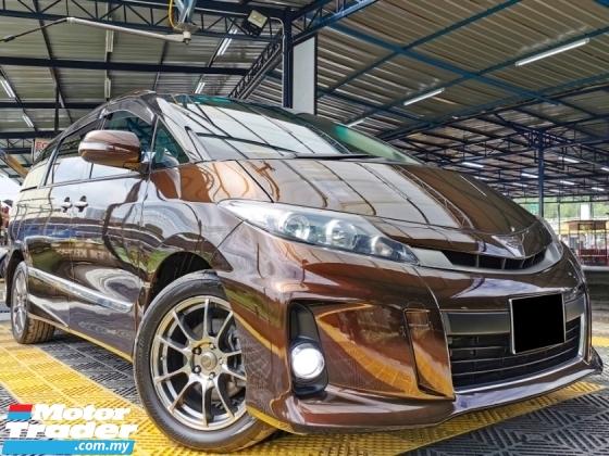 2007 TOYOTA ESTIMA Toyota ESTIMA 2.4 AERAS FACELIFT 2 PwDOOR PwBOOT