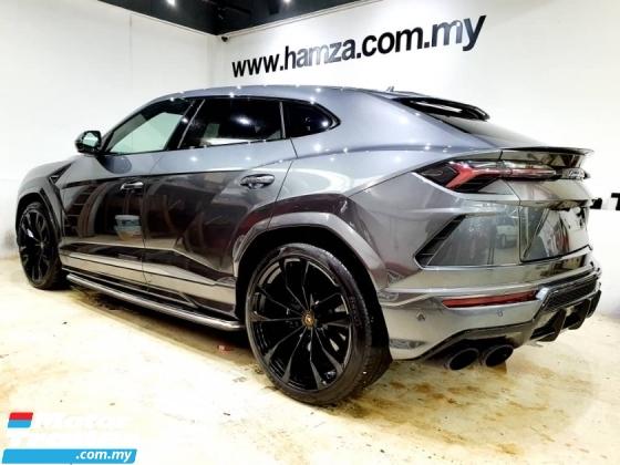 2018 LAMBORGHINI URUS 4.0 V8 460HP