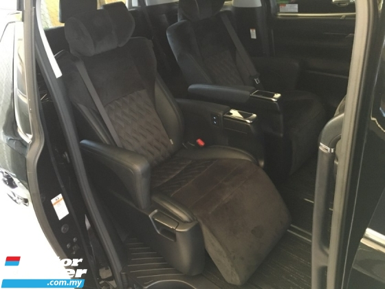 2016 TOYOTA VELLFIRE 2.5 ZG Pilot Seat 360 Camera Power Boat