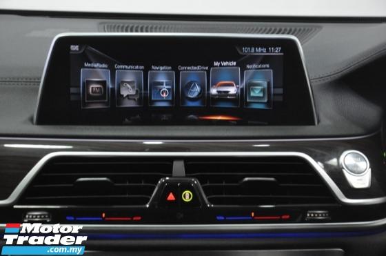2016 BMW 7 SERIES 730LI G12 2.0 Facelift Mil62k U/Wrnty