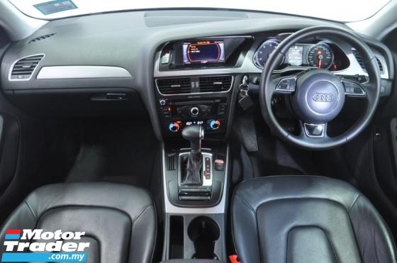 2012 AUDI A4 1.8 TFSI 1Year Warranty