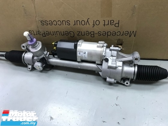 MERCEDES BENZ W205 C CLASS STEERING RACK SPARE PART MALAYSIA