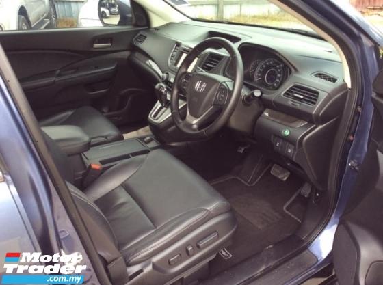 2013 HONDA CR-V 2.4 i VTEC
