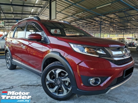 2018 HONDA BR-V Honda BR-V 1.5 V LEATHER F/SPEC UnderHONDA WARRNTY