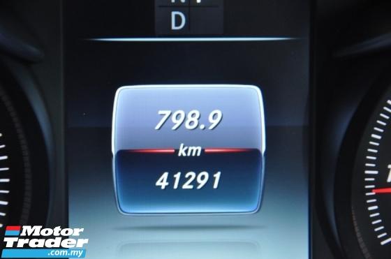 2017 MERCEDES-BENZ GLC GLC250 COUPE AMG 2.0 LOCAL MILE41K