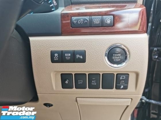 2009 TOYOTA ALPHARD 350G L PACKAGE