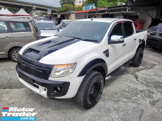 2015 FORD RANGER 2.2 XLT TDCI 4X4 DOUBLE CAB super low mileage