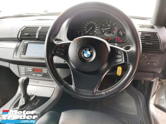 2005 BMW X5 3.0 FACELIFT REG2007