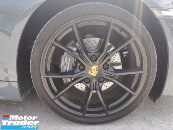 2017 PORSCHE 718 With Sport Exhaust Nardo Grey Unit Rare In Market