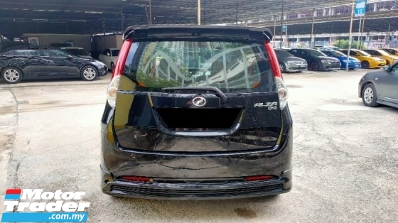 2013 PERODUA ALZA 1.5(A) ADV L/SEAT PREMIUM AND NEW ONE LAYER PAINT