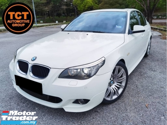 2010 BMW 5 SERIES  E60 525I 2.5 M SPORT SUNROOF LOCAL FULL SERVICE RECORD 1 OWNER