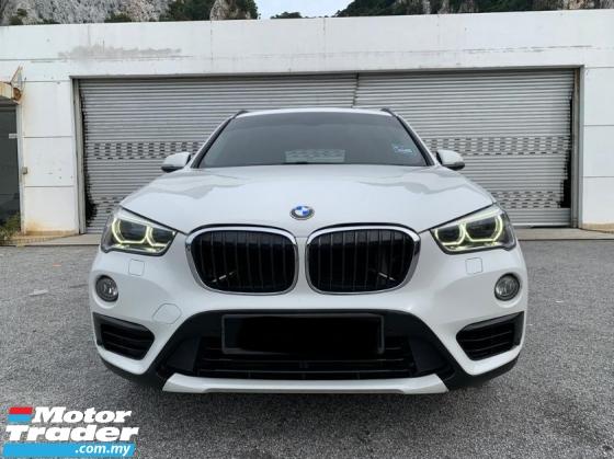 2016 BMW X1 sDrive20i 1 LADY OWNER FULL LOAN