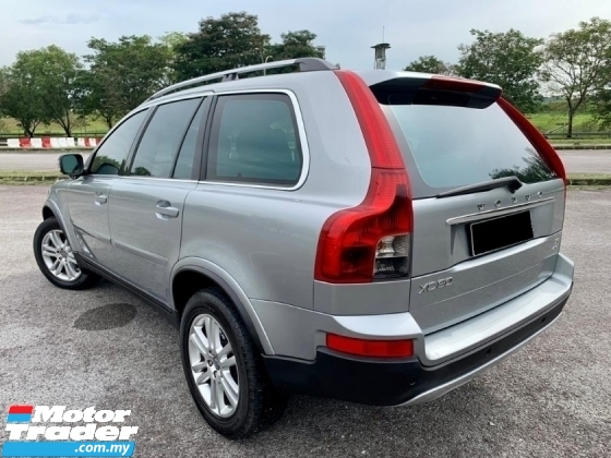 2011 VOLVO XC90 T5 2.5 (A) FULL LEATHER SEAT MEMORY & POWER SEAT 1