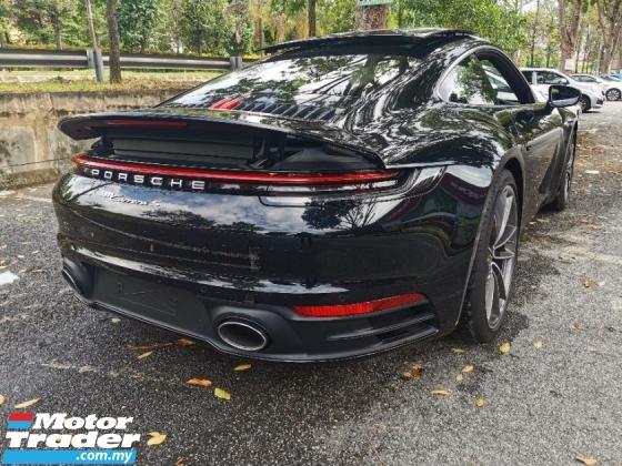 2019 PORSCHE 911 CARRERA S 992 Full Spec Black