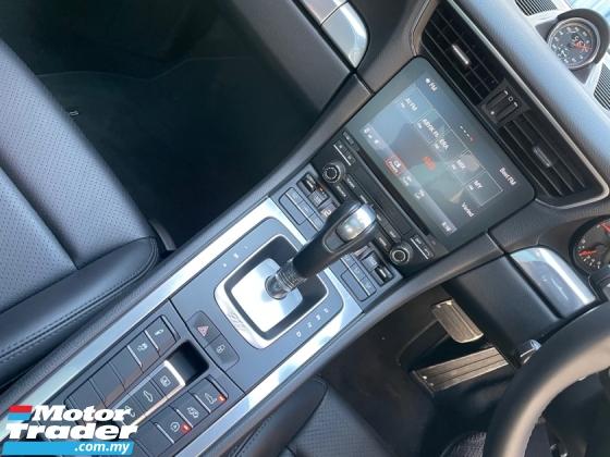 2017 PORSCHE 911 CARRERA S 3.0