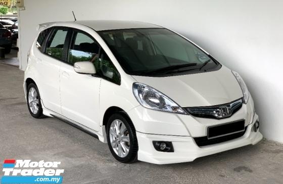2012 HONDA JAZZ 1.3 (A) Facelift Modulo High Grade Spec