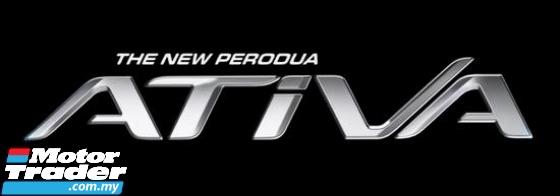 2021 PERODUA ATIVA 1.0 AV TURBO CVT