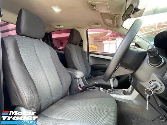 2014 ISUZU D-MAX 3.0 V-Cross (A) Safari Pickup Truck ORIGINAL CONDITION NON OFF ROAD