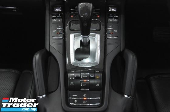 2012 PORSCHE CAYENNE 958 Cayenne 3.6 V6 Local MIL108K
