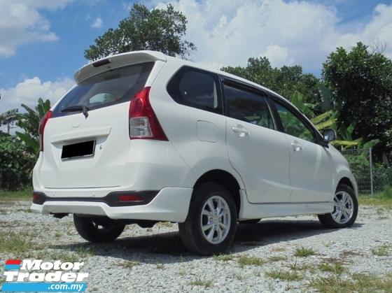 2012 TOYOTA AVANZA 1.5 TRD Mk2 Facelift TipTOP LikeNEW
