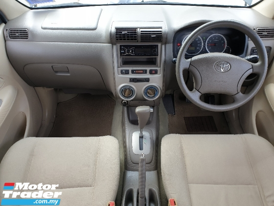 2007 TOYOTA AVANZA 1.5 G (A) MPV HOT MPV CAR IN MARKET WELL MAINTAIN
