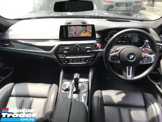 2019 BMW M5 4.4 M SPORT CARBON ROOF HIGH SPEC UK NEW UNREG