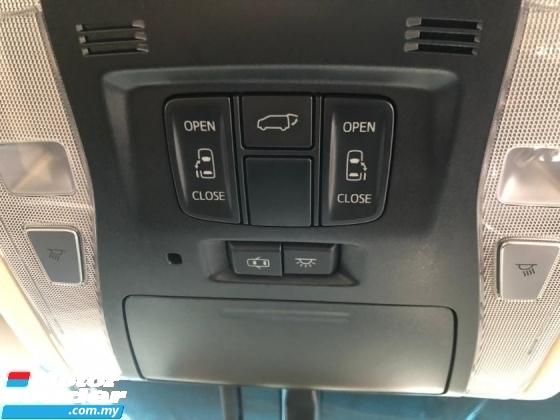 2016 TOYOTA ALPHARD 2.5 {G} Spec, 8 Seathers  , JBL Sound System Unreg