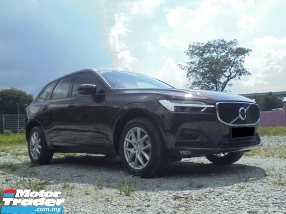 2018 VOLVO XC60 2.0 SUV Drive-E Facelift FSR39kKM UnderWarranty (5-YEARS)