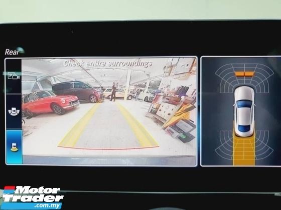 2018 MERCEDES-BENZ C-CLASS 2018 mecedes-benz c class coupe c300 AMG Line 2dr 9G-Tronic