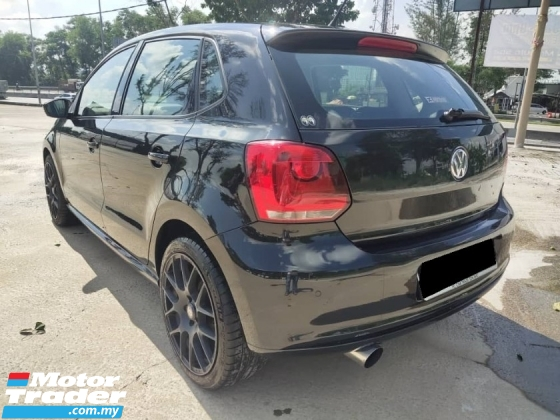 2011 VOLKSWAGEN POLO 1.2 TSI EXCELLENT CONDITION WORTH BUYING