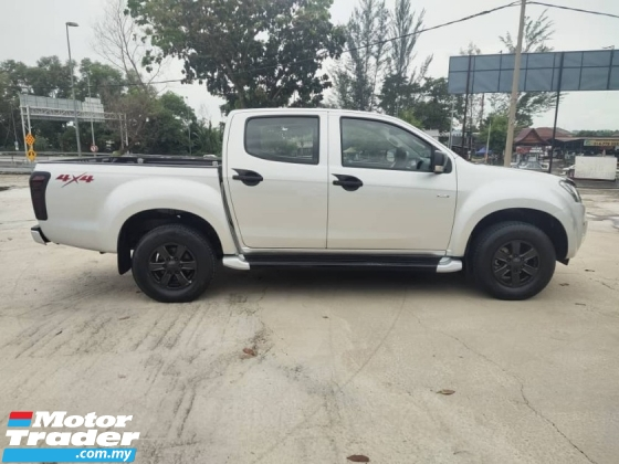2014 ISUZU D-MAX 2.5L 4X4 DOUBLE CAB PERFECT CONDITION WORTH BUYING