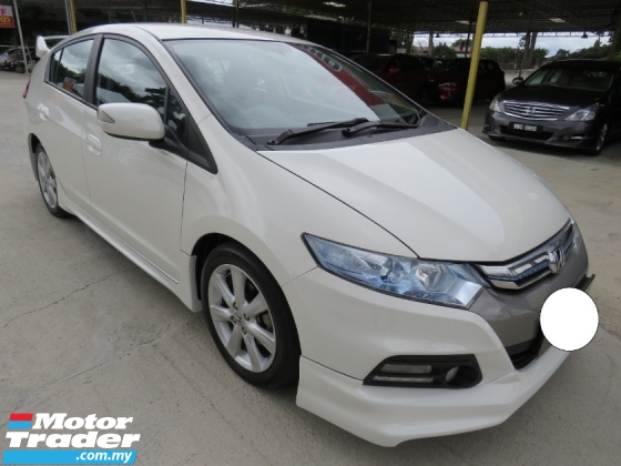 2014 HONDA INSIGHT 1.3 (A) (HYBRID) FACELIFT MUGEN BODYKIT HIGH LOAN