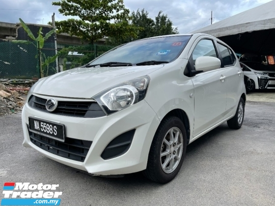 2014 PERODUA AXIA 1.0 (A) G SPEC PROMOTION PRICE TIP TOP CONDITION LIKE NEW