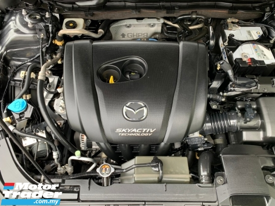 2014 MAZDA 6 2.0 (A) SKYACTIV 1 Owner Only TipTop Condition