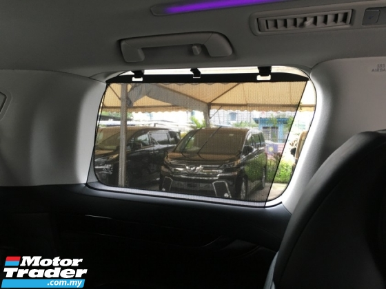 2019 TOYOTA ALPHARD 2.5 SC LED Leather 360 Camera Sun Roof New Arrival