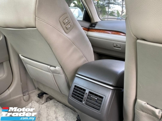 2010 TOYOTA CAMRY 2.0 G FACELIFT ONE LADY OWNER FULL SERVICES