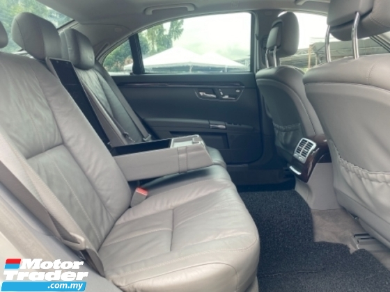 2009 MERCEDES-BENZ S-CLASS S300L 3.0 (A) SUNROOF GOOD CONDITION CNY SALE