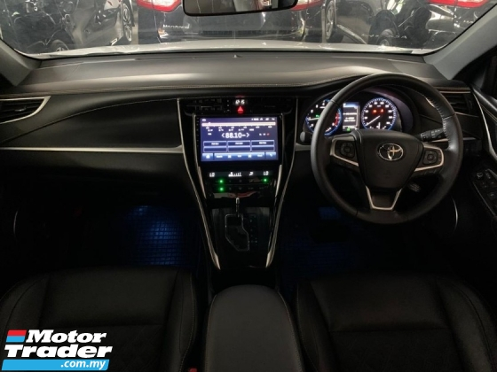 2019 TOYOTA HARRIER 2.0 New Facelift UNREG 4Cam Android 12k Mil 5A Car