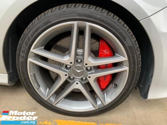 2015 MERCEDES-BENZ A45 AMG Premium JP Spec Unregister 355hp 7-S DCT 4.5B